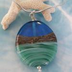 seashore pendant