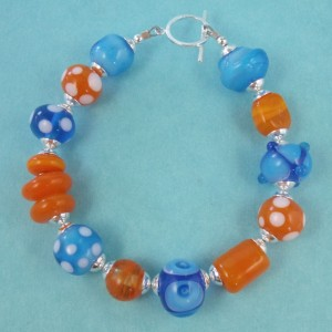 summer popsicle bracelet by sailorgirl jewelry