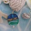 mini seashore pendant by sailorgirl jewelry