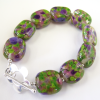 spring garden bracelet by sailorgirl jewelry