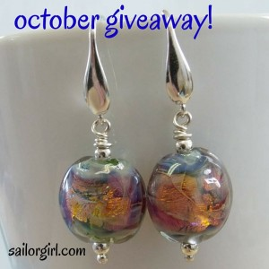 october giveaway! by sailorgirl jewelry