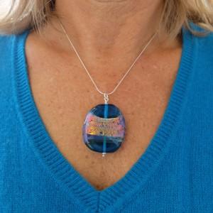 water opal pendant by sailorgirl jewelry