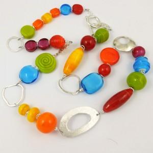 kickass coco necklace by sailorgirl jewelry